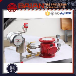 Price for Alarm Valve Automatic Fire Sprinkler System Wet Alarm Check Valve pictures & photos
