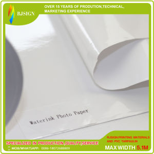 High Glossy 240GSM Photo Paper for Dye Ink Printing / Papel Fotografico pictures & photos