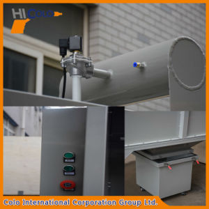 Small Filter Powder Coating Spray Booth pictures & photos