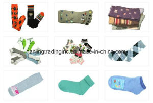 Hj608 Plain Socks Machine pictures & photos