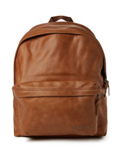 Genuine Leather Laptop Backpack Bag for Lady pictures & photos