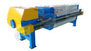 Leo Filter Press Auto Membrane Filter Press System pictures & photos