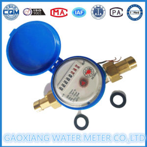 Single Brass Water Meter Manufacturers pictures & photos
