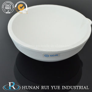 Fused Silica Quartz Ceramics Dish for Melting Metals pictures & photos