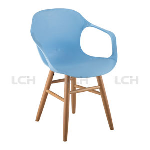 Replica Modern Designer Plastic Chair pictures & photos