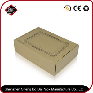 Wholesale Corrugated Paper Storage Paper Gift Box for Packaging pictures & photos