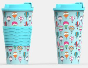 Plastic Coffee Mug pictures & photos