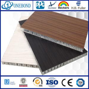Beautiful HPL Aluminum Honeycomb Panels for Ship Decoration pictures & photos