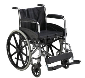 Aluminum Alloy Wheelchair pictures & photos