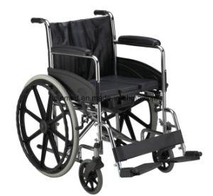 Merdical Aluminum Alloy Wheelchair pictures & photos