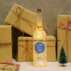 Starlight Bottle LED Light up Decoration Birthday Christmas Gift for Friend pictures & photos