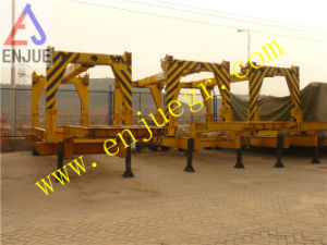 Lifting Spreader for Flact Rack Container Fully Automatic Over Height Spreader Frames Ohsf pictures & photos