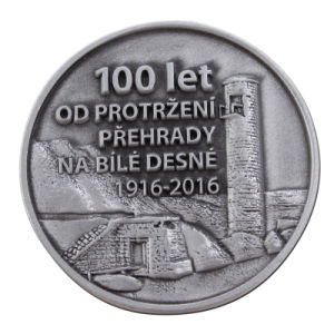 Custom Metal Souvenir Coin for Promotion Gift (MC-021) pictures & photos