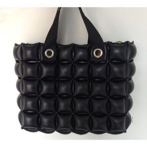 Black Color PVC or TPU Inflatable Bubble Fashion Bag pictures & photos