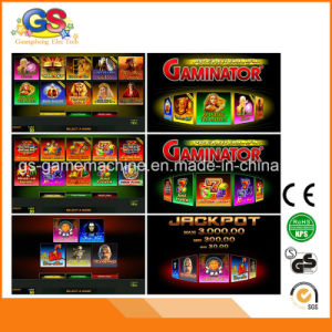 Video Gambling Machine Premium V Gaminator Gambling Game Board pictures & photos