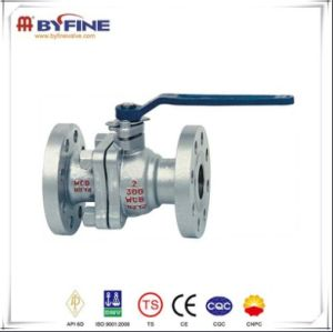 150lb Forged Steel Body Material Ball Valve pictures & photos