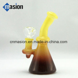 Smoking Pipe Oil Rig Wax Water Pipe (ZY002) pictures & photos
