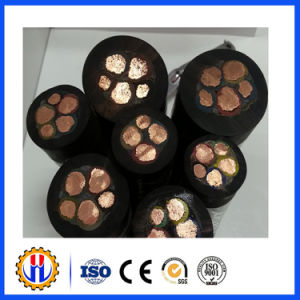 Rubber Insulated Rubber Sheathed Cabtyre Cable Flexible Rubber Cable pictures & photos
