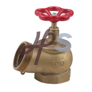 Brass Fire Hose Landing Valve for Fire Hydrant System L104 pictures & photos