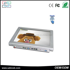 Factory Price 15 Inch Super Thin LCD Monitor/TV Screen pictures & photos
