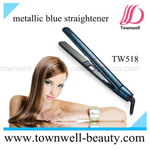 Professional Ceramic Hair Styler Hair Flat Iron Ionic Straightener with LCD pictures & photos