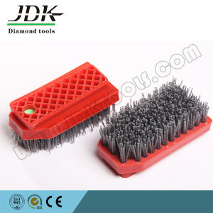 Jdk Fickert Type Diamond Steel Brush pictures & photos
