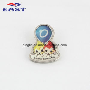 Govenment Organization Metal Badge for Souvenir Gift with Logo pictures & photos