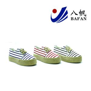 Fashion Casual Canvas Shoes Bf1701499 pictures & photos