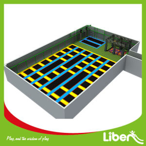 Custom Design Professional Trampoline Park for Sale in China pictures & photos