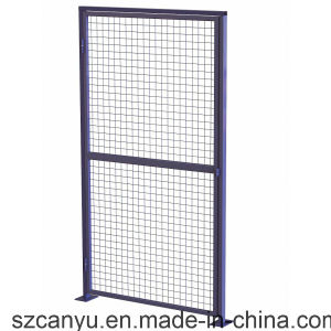 Qwik Fence Welded Wire Partition, Wire Mesh House Partition Factory pictures & photos