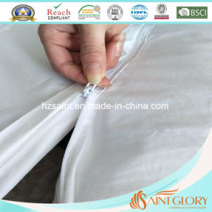 Cotton Cover with Hypoallergenic Polyester Filling Comfortable Maternity Pillow pictures & photos
