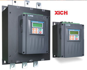 The Smart 3 Phase AC220V-690V 75kw AC Motor Soft Starter pictures & photos