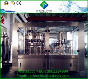 Automatic Plastic Container Carbonated Beverage Bottling Machine pictures & photos