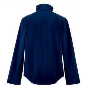 Men Water Repellent Softshell Jacket with Fleece Inside pictures & photos