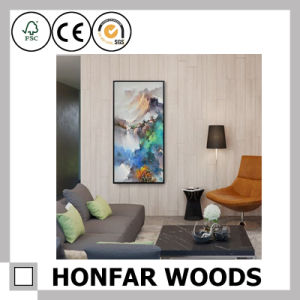 Simplicity White Wood Painting Poster Frame for Hotel Decoration Project pictures & photos