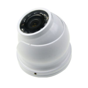 IR LED Bus Small Dome Night Vision Video Camera pictures & photos