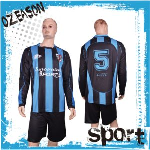 Cheap Custom Blank Sublimation Soccer Jersey Kit Uniform pictures & photos