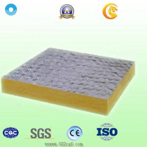 Aluminum Foil Rock Wool Board for Building Insulation Material