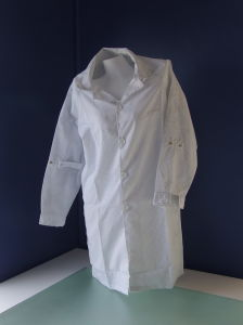 Antistatic Work Gown Manufacturer, ESD Clothing Smock pictures & photos