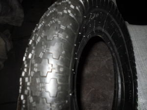 High Quality Rubber Tyre 350-8 pictures & photos