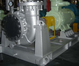 Petrol-Chemical Process Pump (SOH1, SOH2)