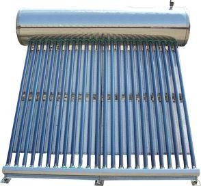 All Stainless Solar Water Heater Pressurized (SPP) pictures & photos