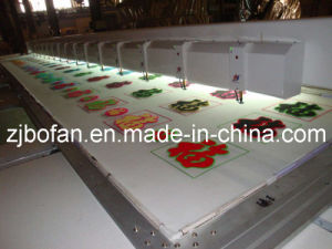 Towel Embroidery Machine pictures & photos