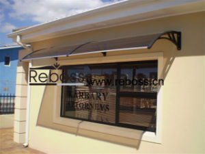 Polycarbonate DIY Shutter / Sunshade / Canopy/ Shelter for Windows& Doors pictures & photos