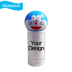 Personalized Sublimated Funny Kids Drink Water Bottles pictures & photos