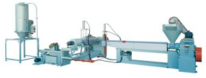 Plastic Waste Recycling Machine (Force-feeding) pictures & photos
