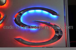 Flat Plastic Signs/ LED Luminous Signs/Flat Plastic Signs/LED Luminous Signs (LED luminous)