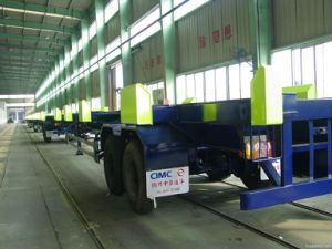 Yard Chassis (YS1200)