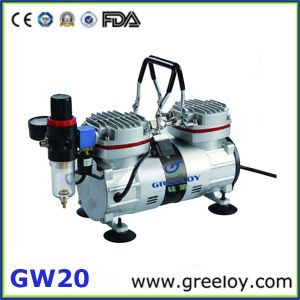 Shanghai Greeloy Mini Vacuum Pump (GW20)