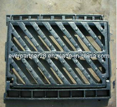 En124 C250 Casting Ductile Iron Gully Gratings with Logo Engraving pictures & photos